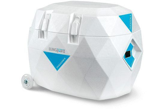 LUNGguard Donor Lung Preservation System